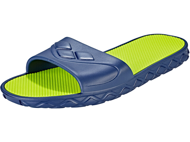 arena Watergrip Sandals Herre navy-lime